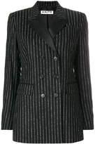 Aalto pinstripe double-breasted blazer
