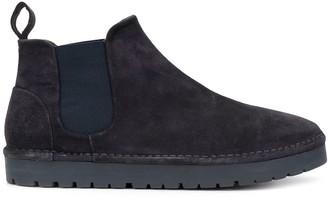 Marsèll Textured Ridged Heel Boots