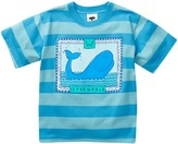 Mulberribush W Is For Whale Tee (Baby, Toddler, Little Boys, & Big Boys)