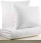 Hotel Collection 800 Thread Count Cotton Quilted Standard Sham