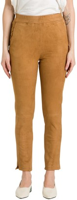 ARMA Provence Suede Trousers