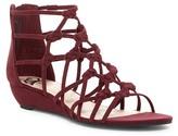 Fergalicious Garnett Wedge Sandal