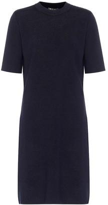 Loro Piana Saint-Cloud cashmere and silk dress