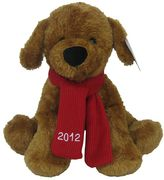 St Nicholas square 2012 dog plush