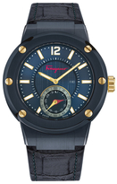 Salvatore Ferragamo F-80 Smart Blue Dial Watch, 44mm