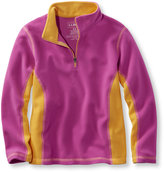 L.L. Bean Girls' Fitness Fleece Pullover