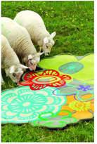 Brink & Campman Brink & Campman Xian Kids Fleur Green Rug 115x85cm