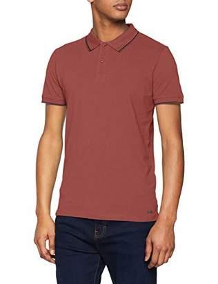 Esprit edc by Men's 029CC2K012 Polo Shirt, (White 100)