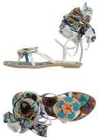 Apepazza Toe post sandal