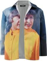 Undercover reversible print jacket