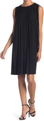 Tash + Sophie Pleated Shift Dress