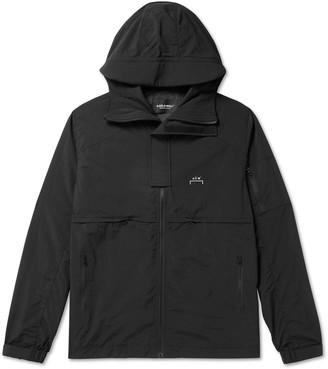 A-Cold-Wall* Nylon Hooded Jacket