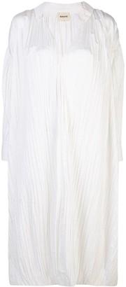 KHAITE Ivette cocoon dress
