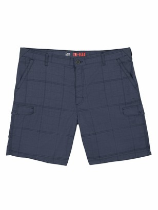 Lee Uniforms Lee Men's Big & Tall Performance Series Tri-Flex Cargo Short