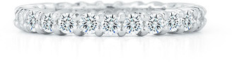 Nm Diamond Collection Diamond Eternity Band Ring in Platinum, 1.5 tdcw, Size 6.5
