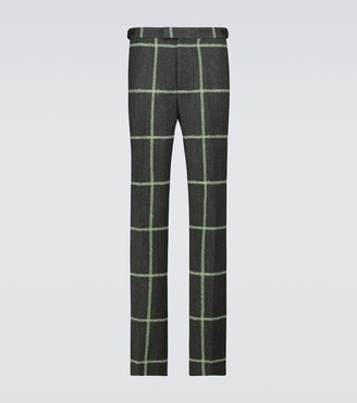 Wales Bonner Judah tailored checked pants