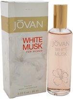 Jovan White Musk 3.25 oz Cologne Spray For Women