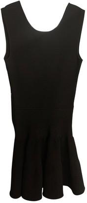 Issa Black Viscose Dresses