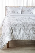 Kate Spade Brushstroke Garden Duvet Cover & Sham Set