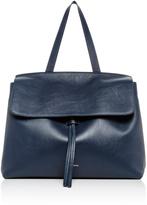 Mansur Gavriel Blu Calf Leather Lady Bag