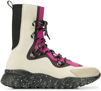 Bally Biasa sneaker boots