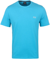 Boss Turquiose Comfort Cotton Crew Neck T-shirt