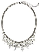 BP Women's Faux Pearl & Crystal Necklace