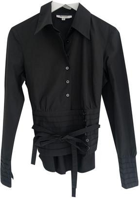 Nomia Black Cotton Top for Women
