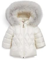 Moncler Infant Girls' Splendeur Hooded Jacket - Sizes 9-24 Months