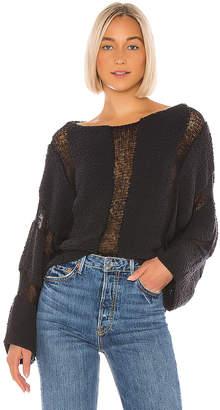 Wildfox Couture Kara Bold Stripe Sweater