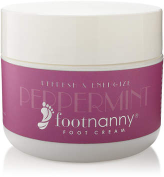 Footnanny Peppermint Foot Cream, 8-oz.