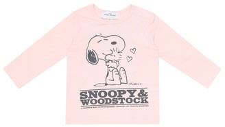 Marc Jacobs x Peanuts Baby cotton top