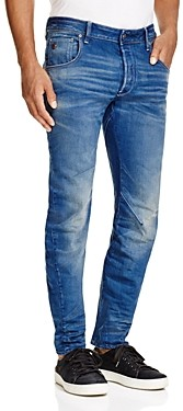 G Star Arc 3D Slim Fit Jeans in Medium Age