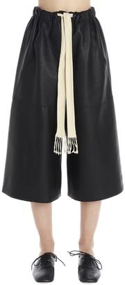 Loewe Wide Leg Drawstring Pants