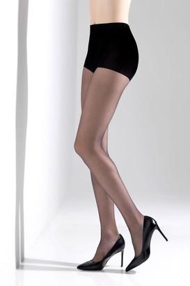 Natori Exceptional Sheer High Heel Pantyhose