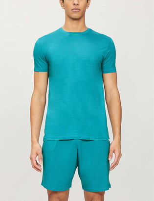 Derek Rose Basel stretch-modal T-shirt