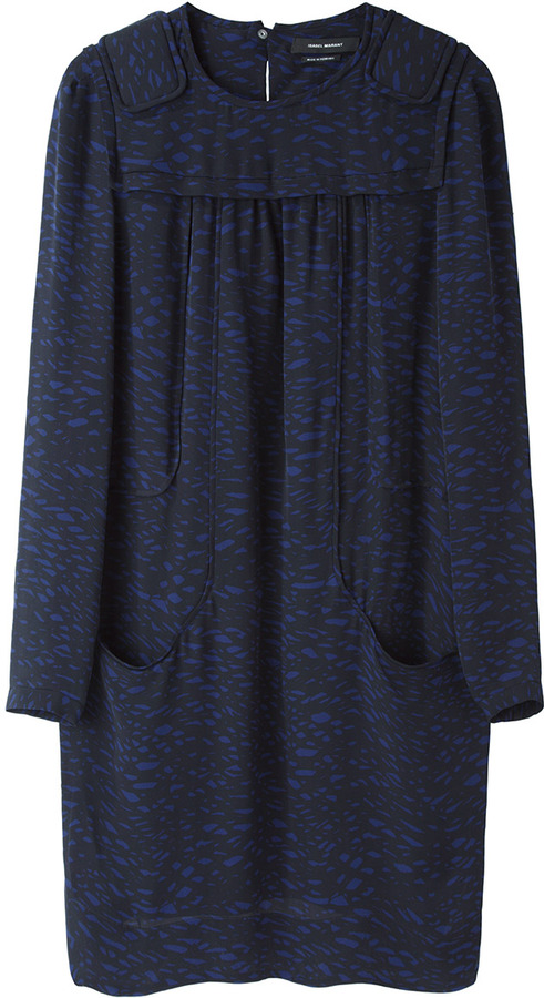 Isabel Marant Maybe Silk Dress