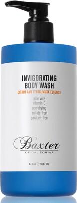 Baxter of California Citrus and Herbal Musk Invigorating Body Wash