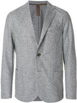 Eleventy patch pocket blazer - men - Polyamide/Polyethylene/Acetate/Wool - 44