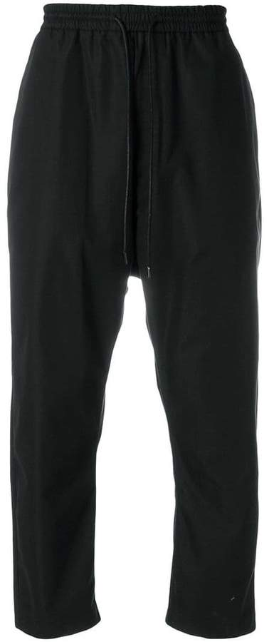 Juun.J cropped trousers