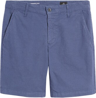 AG Jeans Wanderer Stretch Cotton Shorts