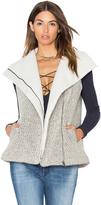 Greylin Melissa Shearling Vest