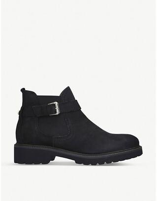 Carvela Comfort Radiant suede ankle boot