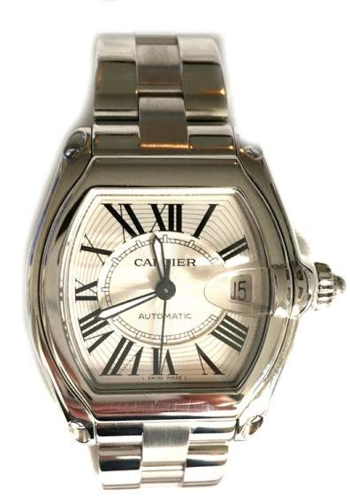 Cartier Roadster Pristine Watch