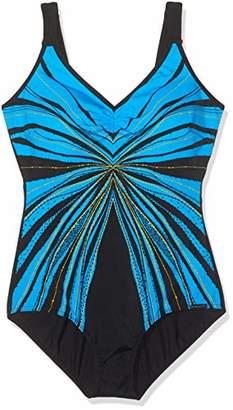 Sun Marin Sunmarin Women's French Vanilla Swimsuit,(Size: 46)