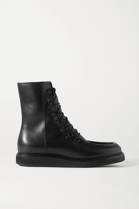 LEGRES 16 Leather Ankle Boots