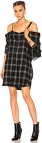 R 13 Slip Shirt Dress
