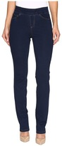 FDJ French Dressing Jeans Comfy Denim Wonderwaist Pull-On Straight Leg in Indigo