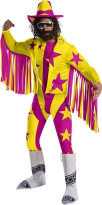 Rubie's Costume Co Rubie's Men's Adult Deluxe Macho Man Randy Savage