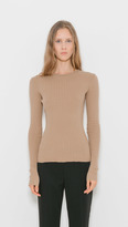 Organic by John Patrick Long Sleeve Rib Pullover